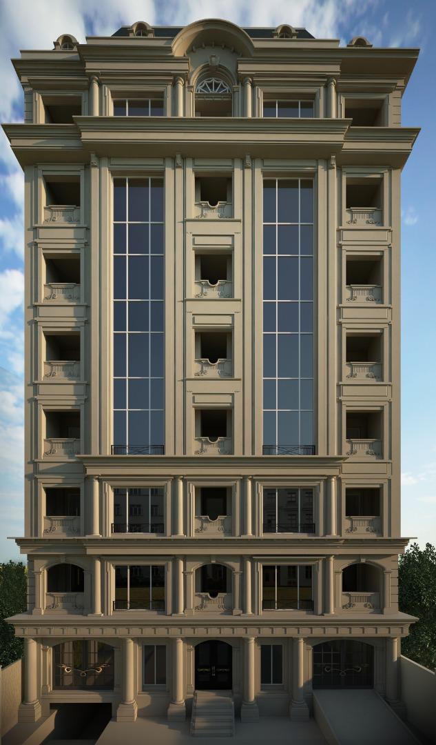 پروژه های طراحی دکوراسیون آذین سازه - 1000 متری